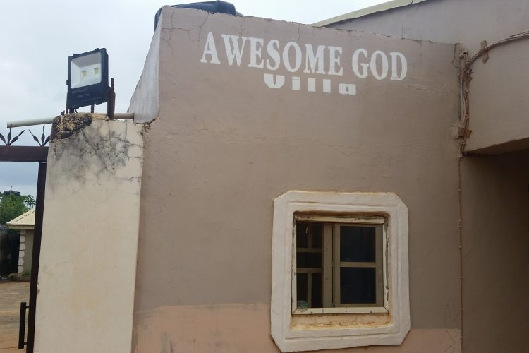 AWESOME GOD VILLA