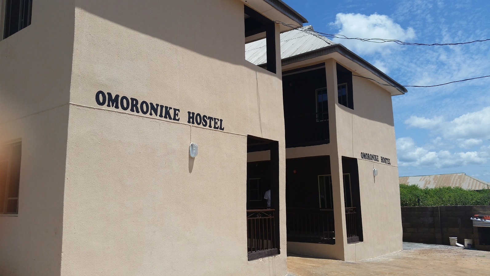 OMORONIKE HOSTEL