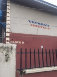 Veckpad hostel
